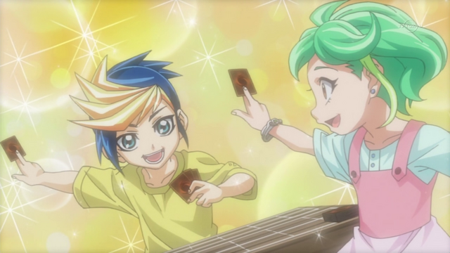 File:Young Yugo & Rin Dueling.png