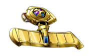Cyclone Disk - Gold