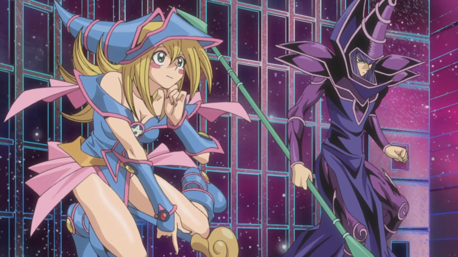 Dark Magician Girl Character Yu Gi Oh Wiki Fandom