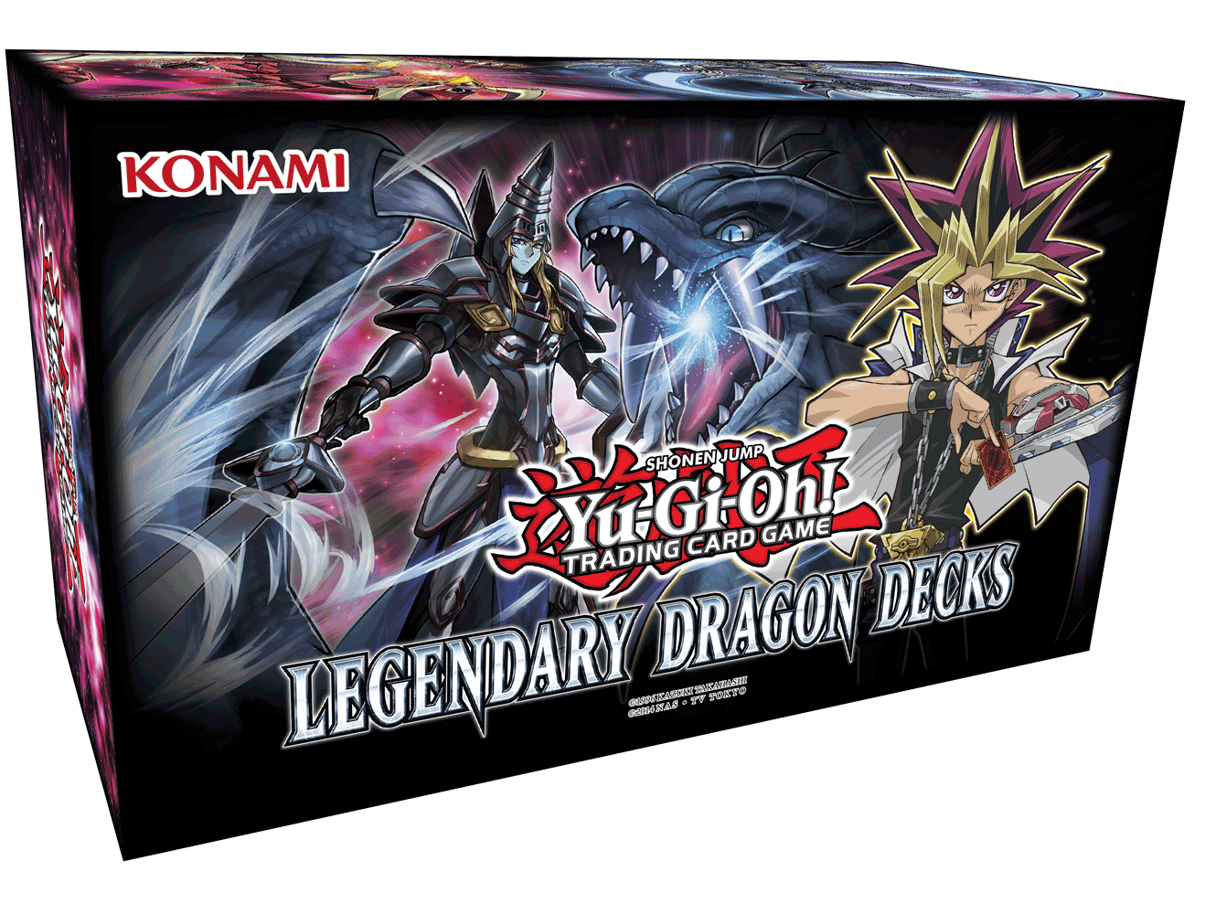 legendary dragon decks yu gi oh fandom powered by wikia. Black Bedroom Furniture Sets. Home Design Ideas