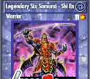 Legendary Six Samurai - Shi En (BAM)
