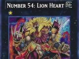 Number 54: Lion Heart