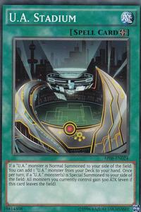 YuGiOh! TCG karta: U.A. Stadium