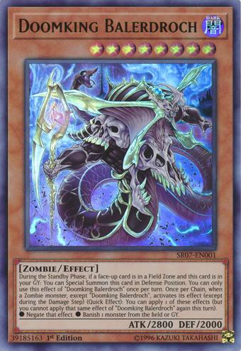Doomking Balerdroch | Yu-Gi-Oh! Wiki | Fandom