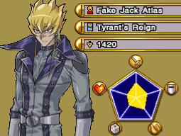 Fake Jack Atlas