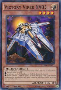 YuGiOh! TCG karta: Victory Viper XX03