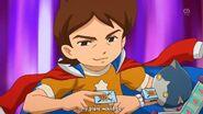 Yu-Gi-Oh! in Yo-kai Watch (a)
