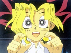 Yu-Gi-Oh! First Series - Episode 001