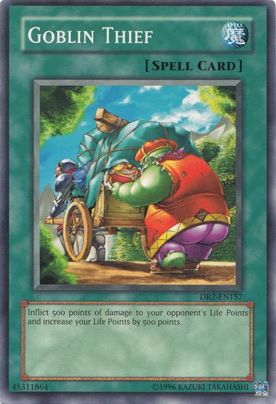 Goblin Thief | Yu-Gi-Oh! | FANDOM powered by Wikia