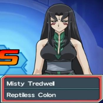 Misty Tredwell
