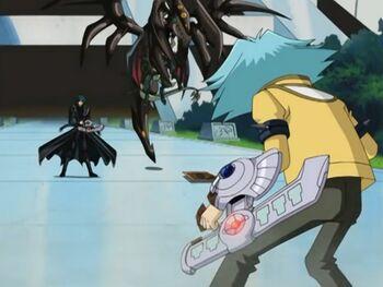 Yu-Gi-Oh! GX - Episode 095