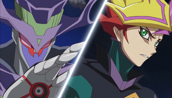 Yu-Gi-Oh! VRAINS - Episode 053
