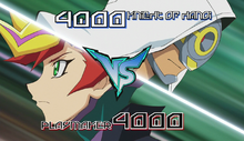 Yusaku VS Knight