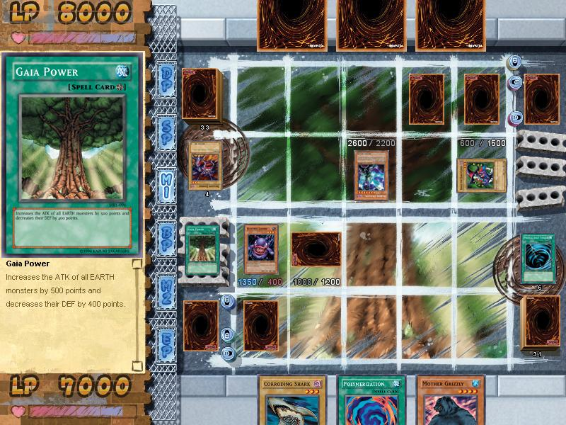 yugioh power of chaos joey the passion free