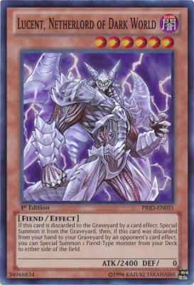 Lucent Netherlord of Dark World PRIO