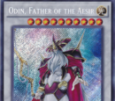 Odin, Father of the Aesir