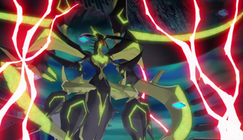 Yu-Gi-Oh! ARC-V - Episode 136