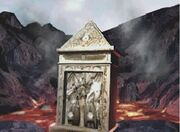 Civilization Stone Monument