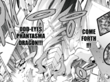 Odd-Eyes Phantasma Dragon (manga)