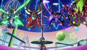 Yu-Gi-Oh! ARC-V - Episode 147