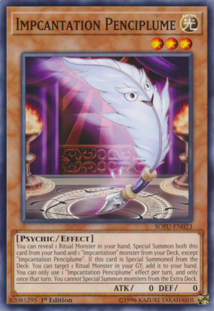https://vignette.wikia.nocookie.net/yugioh/images/f/f5/ImpcantationPenciplume-SOFU-EN-C-1E.png/revision/latest/scale-to-width-down/300?cb=20181018182015