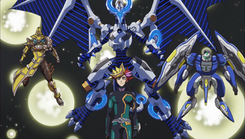 Yu-Gi-Oh! VRAINS - Episode 020