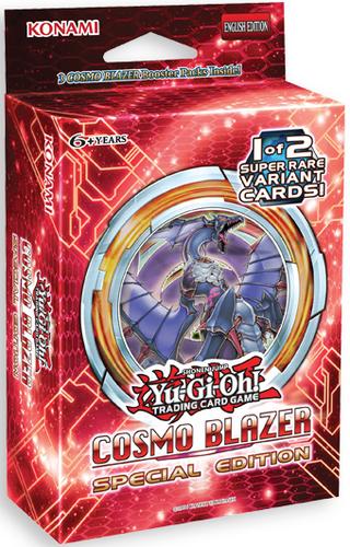 Cosmo Blazer: Special Edition