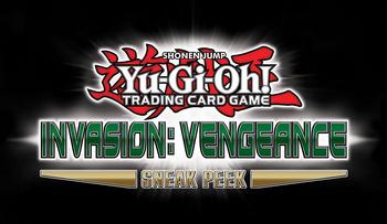 Invasion: Vengeance Sneak Peek Participation Card