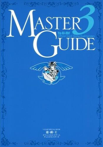 Master Guide 3 promotional cards