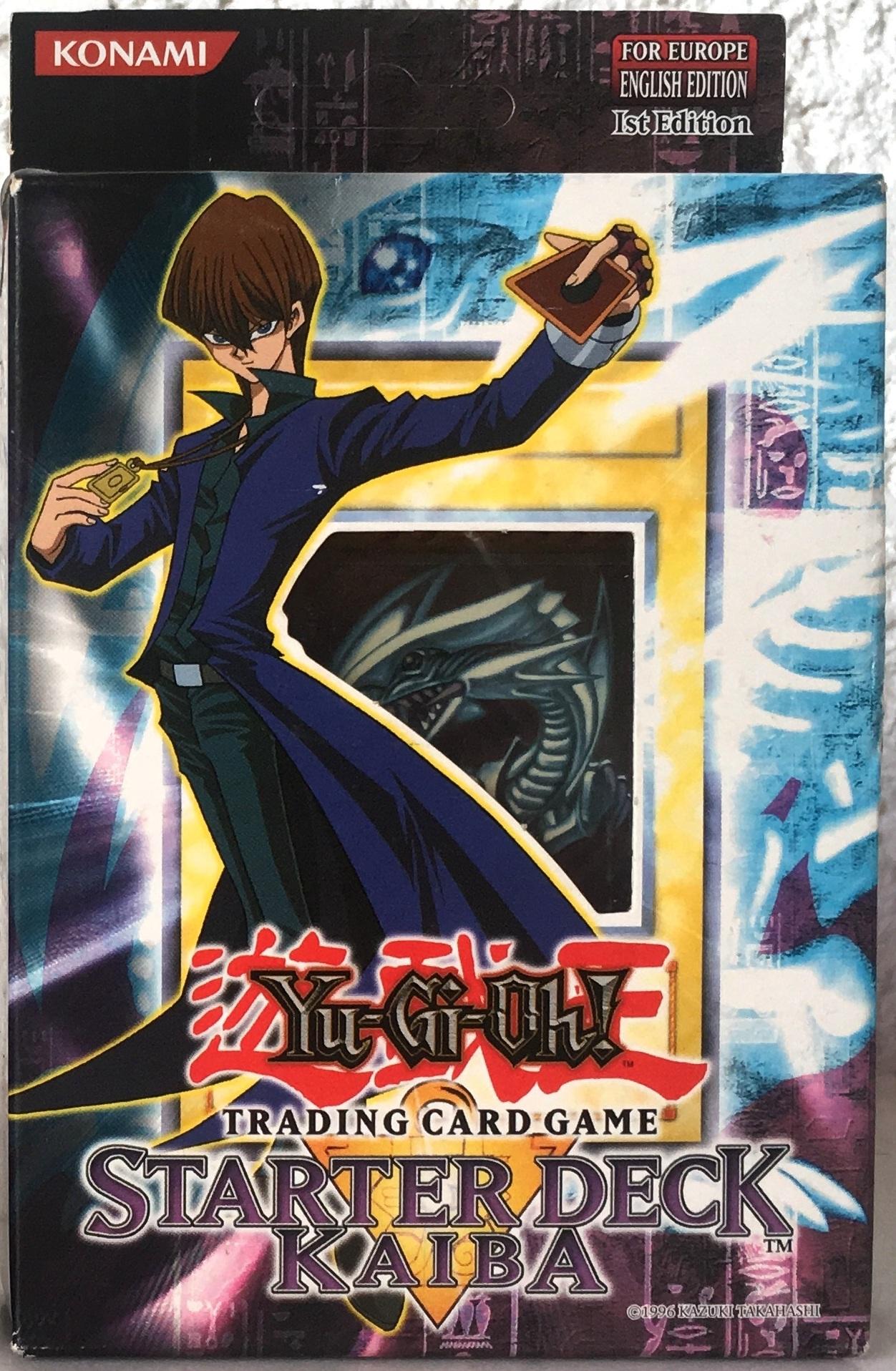 YU-GI-OH Herr der Drachen Super Rare SDK-G038
