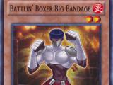 Battlin' Boxer Big Bandage