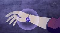 Celina's bracelet resonates