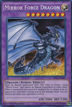 Mirror Force Dragon DRL2