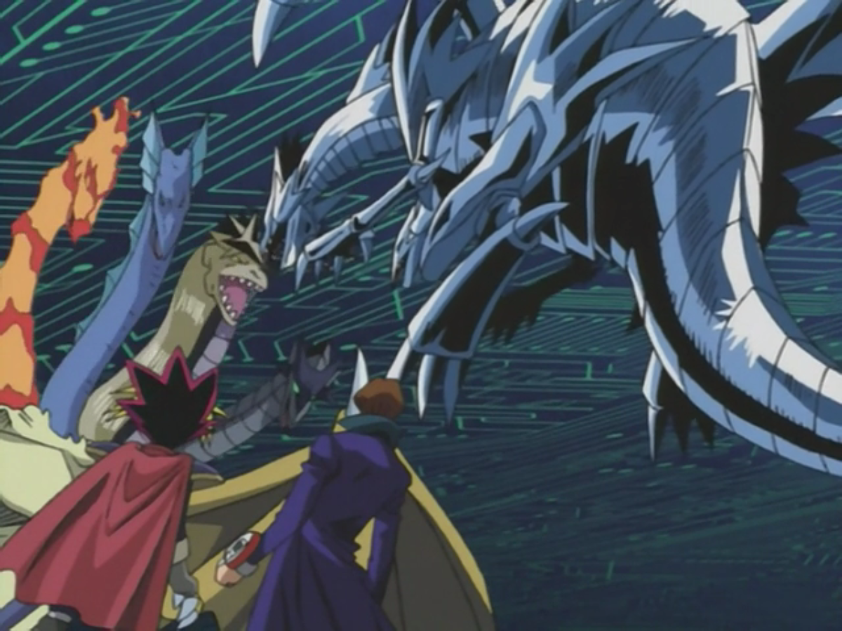 Yu-Gi-Oh! - Episode 045 | Yu-Gi-Oh! | FANDOM powered by Wikia - photo#12