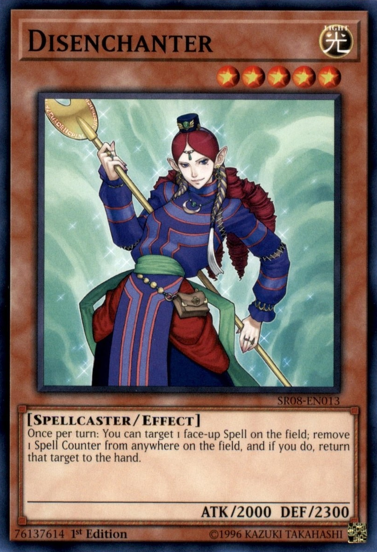 - Yu-Gi-Oh 1x Zauberauslöscherin SDSC