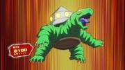 1 - UFO Turtle attacks