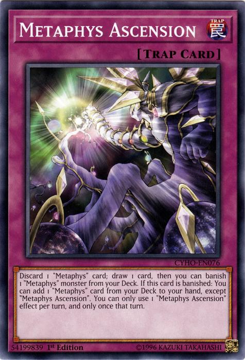 Metaphys Ascension | Yu-Gi-Oh! | Fandom