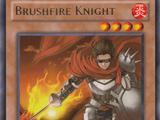 Brushfire Knight