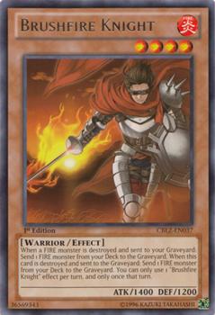 Brushfire Knight CBLZ
