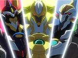 Yu-Gi-Oh! ZEXAL - Episode 144