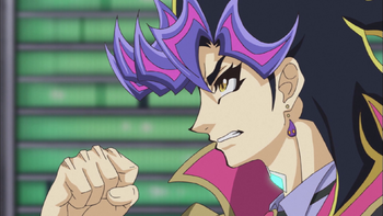 Yu-Gi-Oh! VRAINS - Episode 110