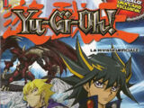 Yu-Gi-Oh! The Official Magazine Issue 1 promotional card