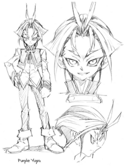 Yuri Concept Art