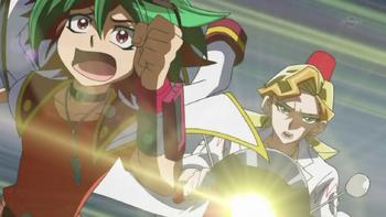 Yu-Gi-Oh! ARC-V - Episode 052