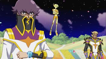 Yu-Gi-Oh! VRAINS - Episode 097