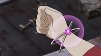 Zuzu's bracelet Resonates