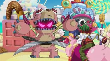 Yu-Gi-Oh! ARC-V - Episode 005