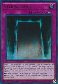 YuGiOh! TCG karta: Eternal Soul
