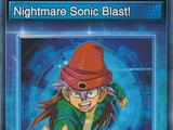 Nightmare Sonic Blast!