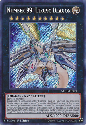 No99 Utopic Dragon NECH